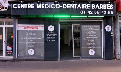 centre dentaire barbes